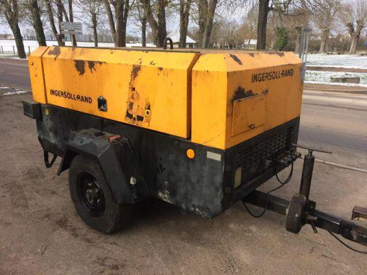 Ingersoll Rand P260WD