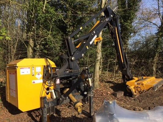 Other 2M037544 - Ex Demo McConnel PA6070VFR Hedgecutter