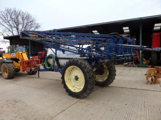 Other KNIGHT PROFARMA 24 METRE TRAILED CROP SPRAYER