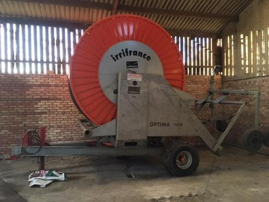 5M002278 - Javelin Optima 1036ATD Hose Reel