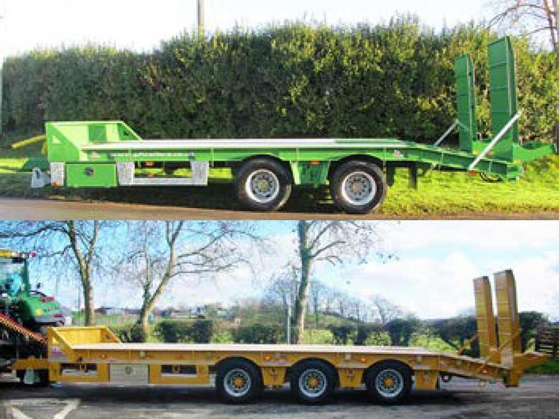 PF Low Loader Trailers