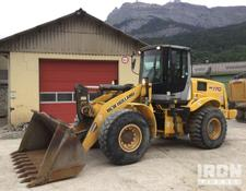 New Holland Kobelco W171