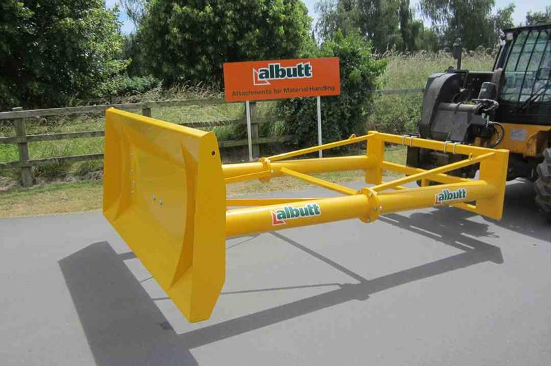 Albutt Grain Pusher