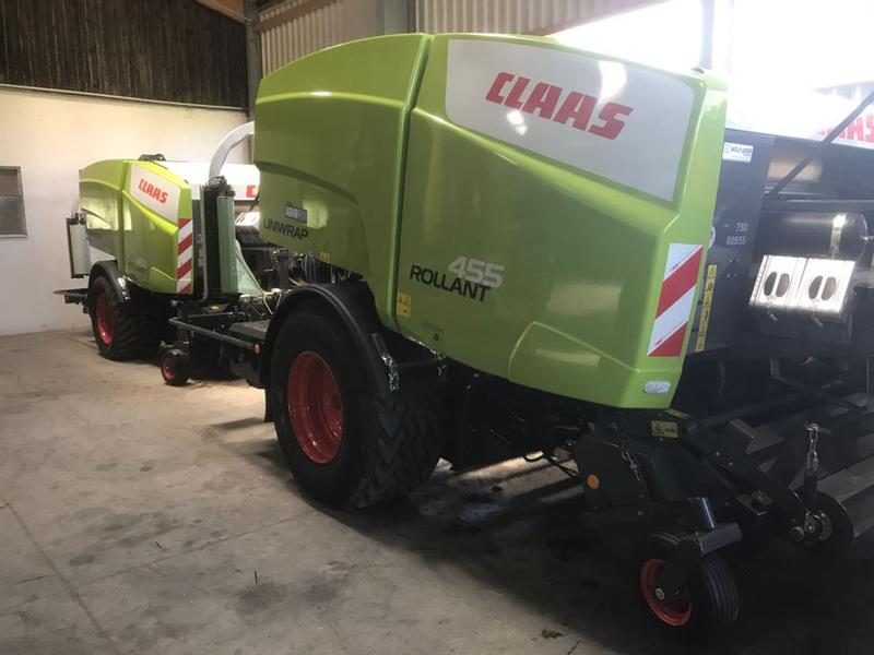Claas ROLLANT 455 Rc Univ.