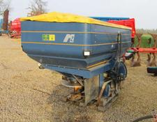KRM BOGBALLE M2Q Twin disc fertiliser spreader, Speed Rate Variator