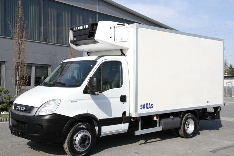 Iveco DAILY 65C18 REFRIGERATOR VAN PARTITION TAIL LIFT