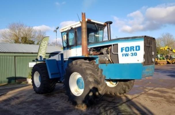 Other 1981 FORD FW30 AWD ARTICULATED TRACTOR