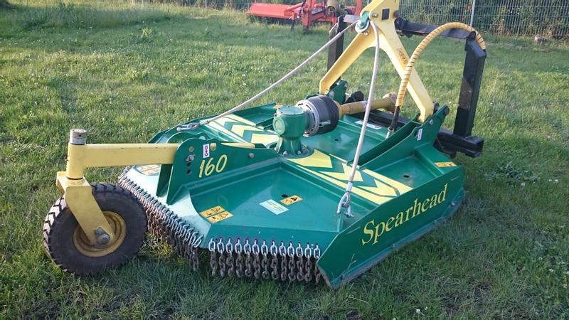 Spearhead Multicut 160