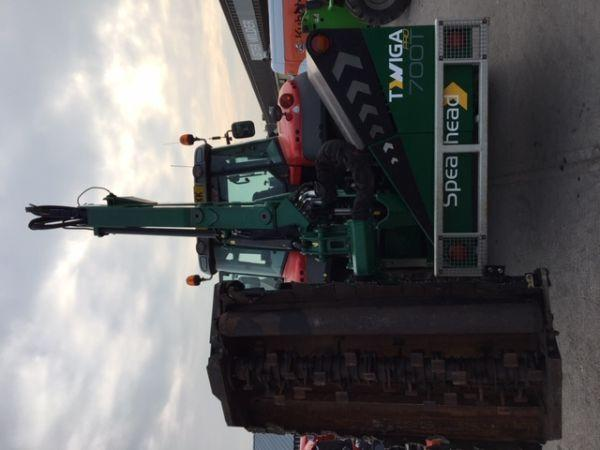 Spearhead Twiga 700T - £15,250