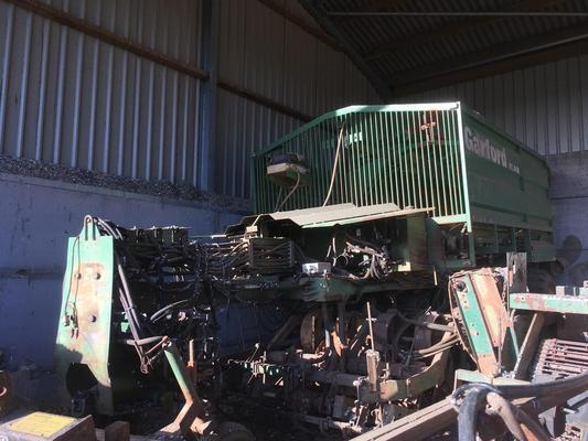Other GARFORD TRAILED SUGAR BEET HARVESTER VT 440