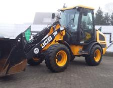 JCB 407 ZX Turbo T4i