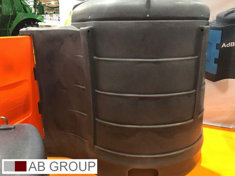 Diesel Oil Stationärer Tank 2500l ON