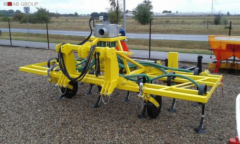 MARCO-POLO Tine slurry applicator/ Aplikator Doglebowy Zębowy