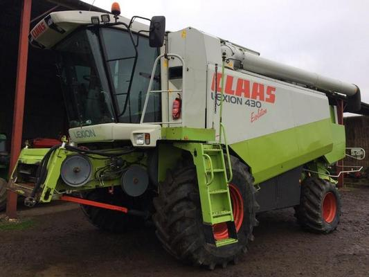 Claas 2003  LEXION 430 EVOLUTION COMBINE ***NOW SOLD***