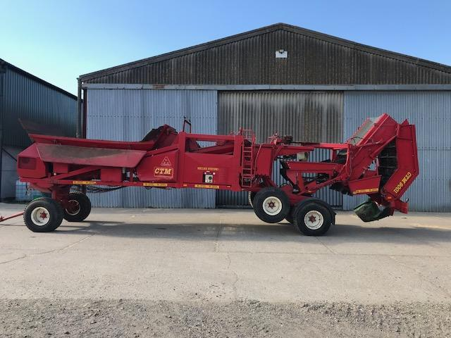 CTM Harpley Engineering CTM 9041 cleaner loader