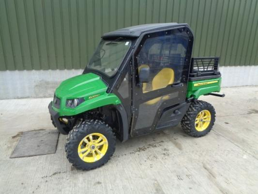 Used John Deere XUV590i Utility Vehicle