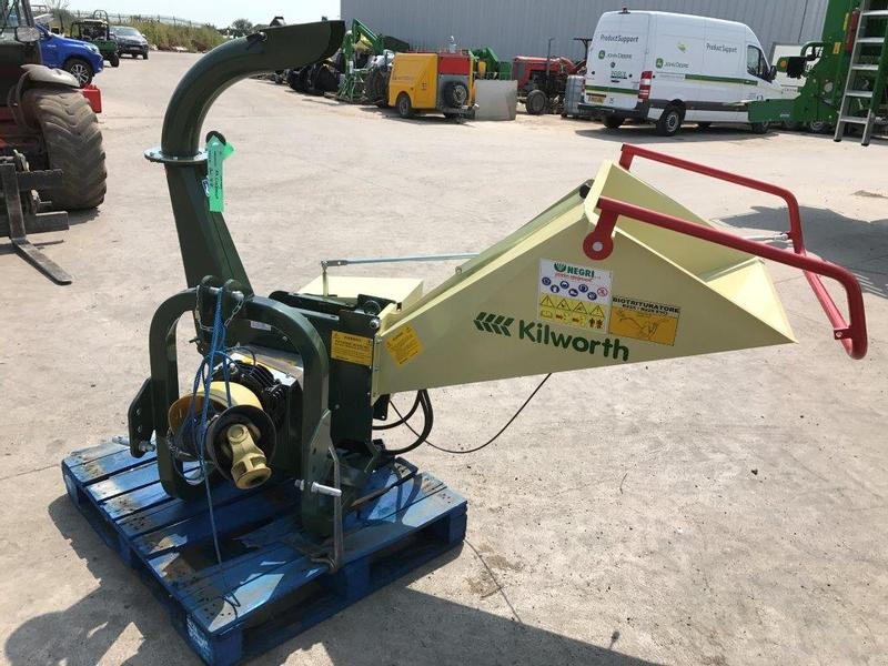 Kilworth R225T Shredder