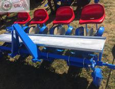 Taret Pflanzmaschine/ Seedling planter 4-rows