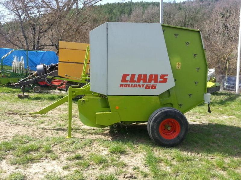 Claas ROLLAND 66