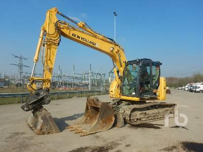 NEW HOLLAND KOBELCO E140CSR