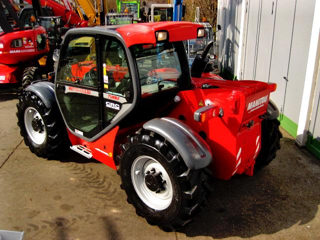 Manitou Manitou MLT 735 - 120 LSU Powershift TURBO - KLIMA