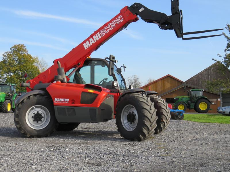 Manitou MLT 735 - 120 Powershift --MERCEDES BENZ TURBO--