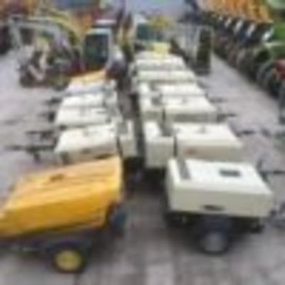 Ingersoll Rand LARGE SELECTION OF  AND ATLAS COPCO COMPRESSORS