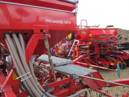 Kverneland DA-S 4 metre Air deed drill, Disc Coulter,