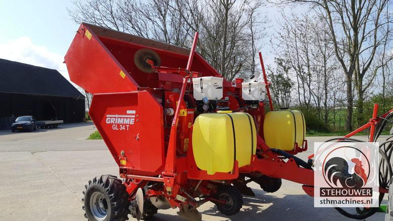 Grimme GL 34T #17439