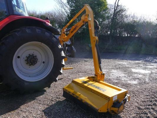 McConnel PA47 Hedge Cutter