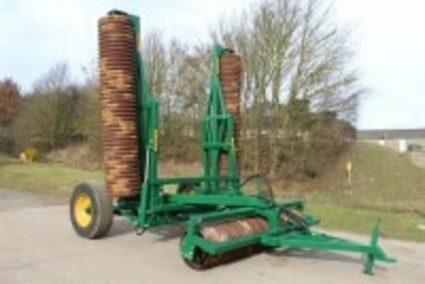 Other COUSINS Contour 8.4m Articulated Rolls