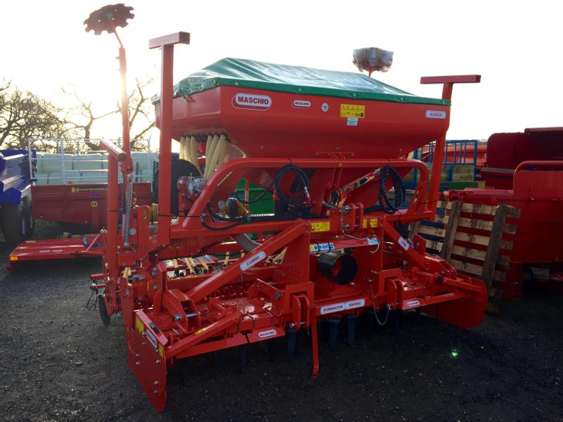 Maschio Alitalia Combination Drill