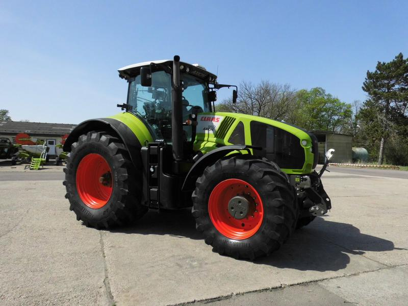 Claas AXION 950  GPS