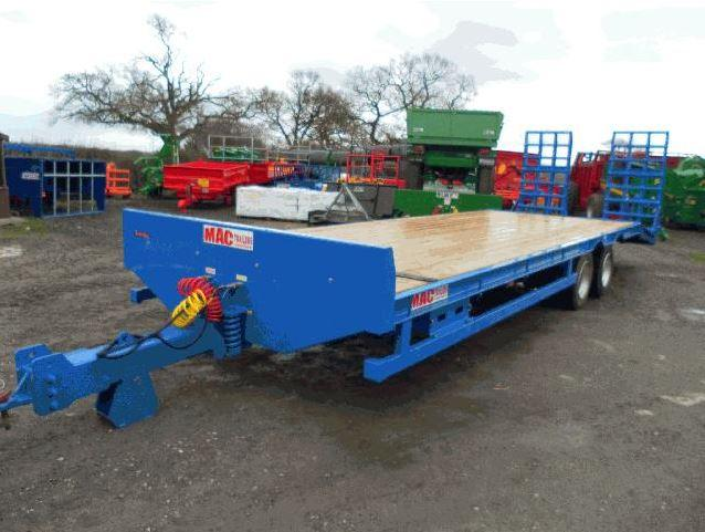 McCauley 28ft Low Loader