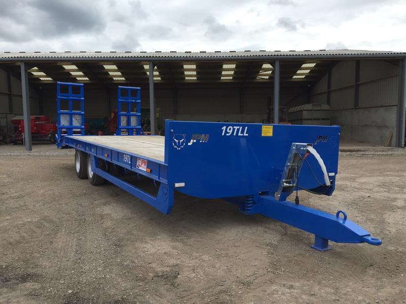 JPM 24ft Low Loader