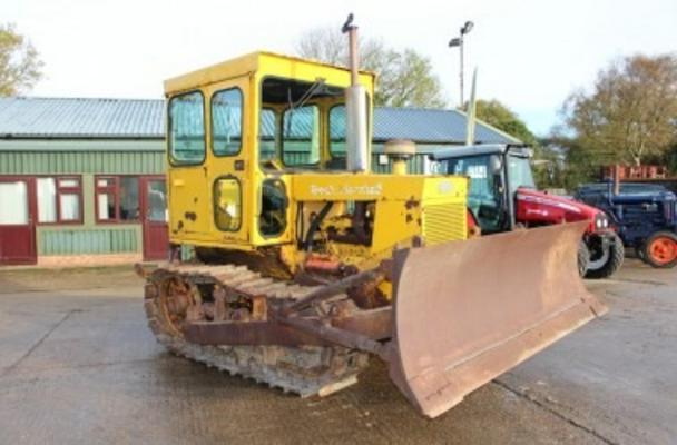 Other TRACK MARSHALL 110 C/w HYD ANGLE DOZER
