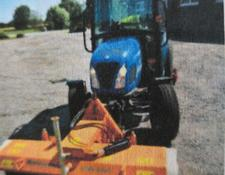 New Holland New Holland boomer 40 Hst